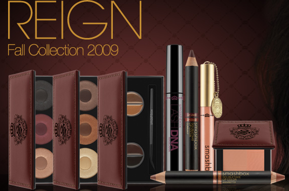 Smashbox Reign Collection Fall 2009