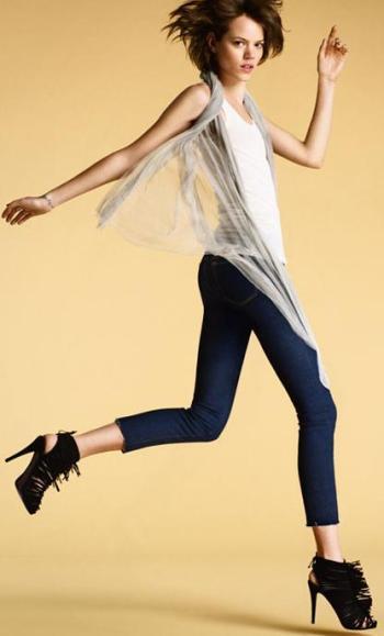 J Brand Jeans Pencil Leg In