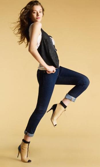 J Brand Jeans Scarlet Curvy Fit