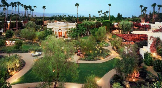parker palm springs resort giveaway