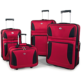 American Tourister Nested Set