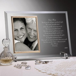 Personalized Glass Frame
