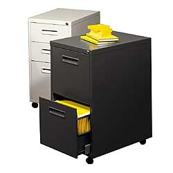 HON 1600 Series Pull-File Pedestal Cabinet