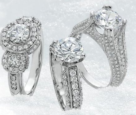 prestige diamond rings