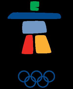 vacouver 2010 winter olympics logo