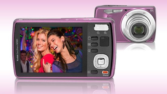 Kodak EasyShare M580 Digital Camera