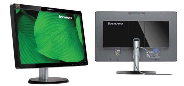 lenovo wide monitor