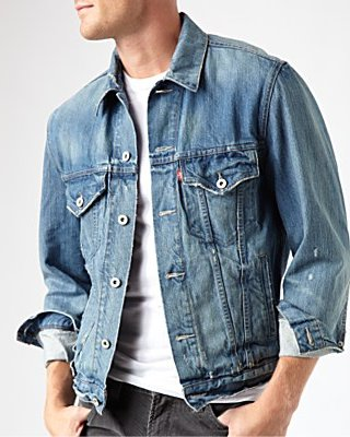 Levis Slim Trucker Jacket