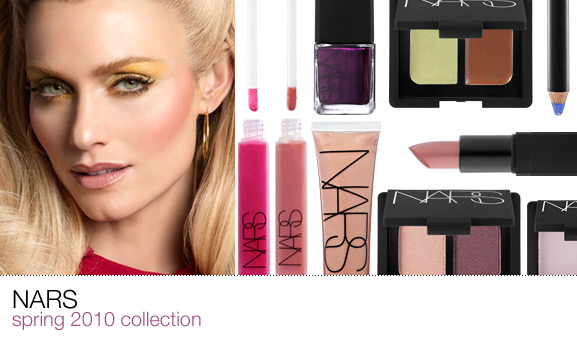 NARS Spring 2010 collection