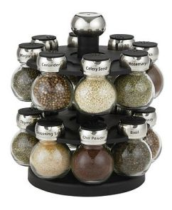 Orbital Spice Rack