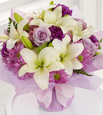 The FTD Pure Enchantment Bouquet