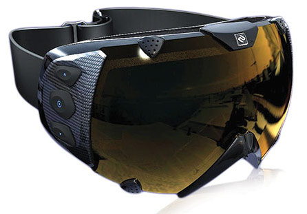 transcend ski goggles