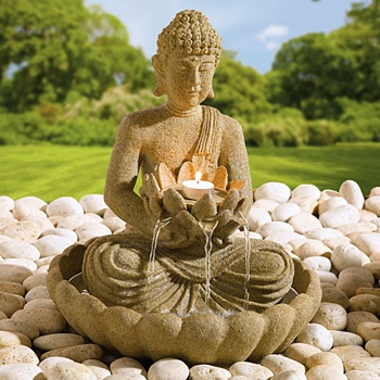 Awesome Here Are Some Fountains Which Could Add Charm To Ones Garden. Buddha  Fountain