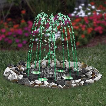 LED Fountain