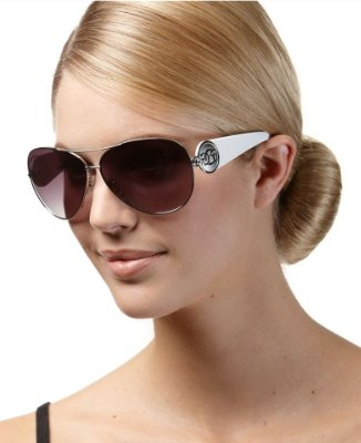 GUESS Aviator Sunglasses,