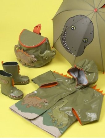 Kidorable Dinosaur Rain Collection