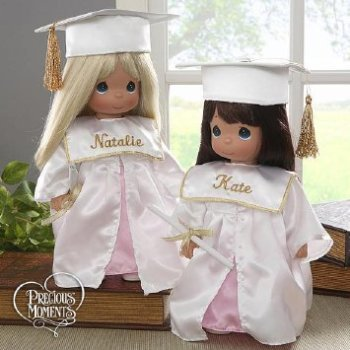 Personalized Graduation Doll