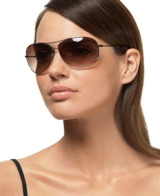aviator sunglasses women. GUESS Aviator sunglasses has