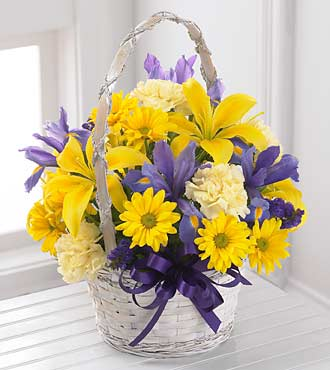 Spirit of Spring Basket
