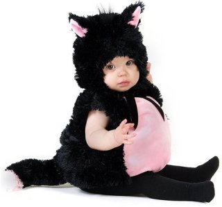Little Kitty Toddler Costume