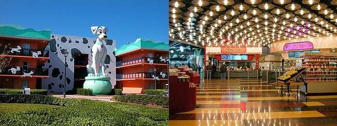 disney all movie resort