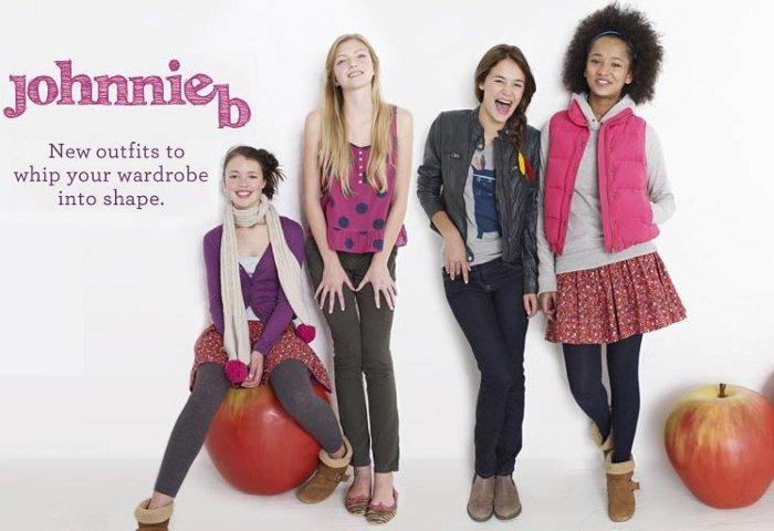 Johnnie b clothing store