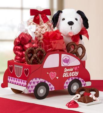 Valentine Sweets Sedan